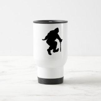 Bigfoot Believe bg Travel Mug