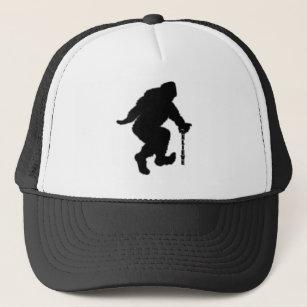 Bigfoot Believe bg Trucker Hat b3e40de6beea