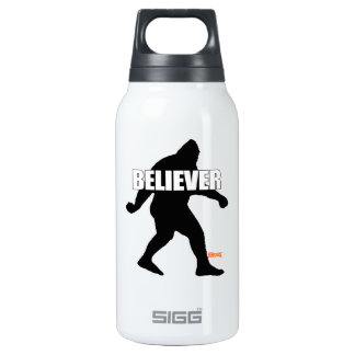 Bigfoot Believer Thermos Bottle