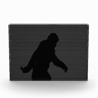 Bigfoot Black Silhouette Carbon Fiber Style Award
