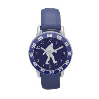 Bigfoot Blue Watches