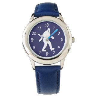 Bigfoot Blue Wrist Watches