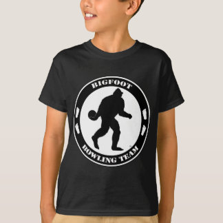 Bigfoot Bowling Team T-Shirt