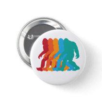 Bigfoot Buttons Retro Design
