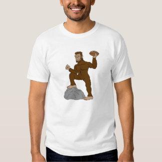 Bigfoot Camisas