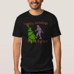 Bigfoot Christmas Shirt