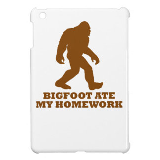 Bigfoot comió mi preparación