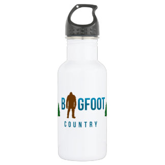 Bigfoot Country Water Bottle