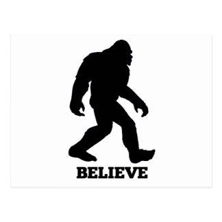 Bigfoot CREE Sasquatch Postal