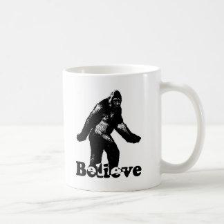 Bigfoot cree tazas de café