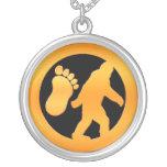 Bigfoot de oro joyería