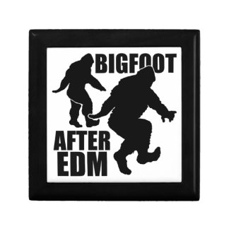 Bigfoot después de EDM Cajas De Joyas