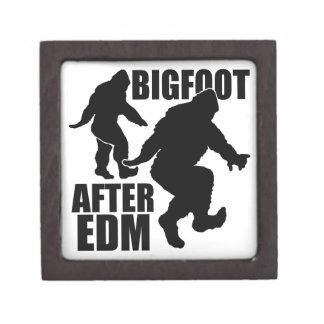 Bigfoot después de EDM Caja De Joyas De Calidad