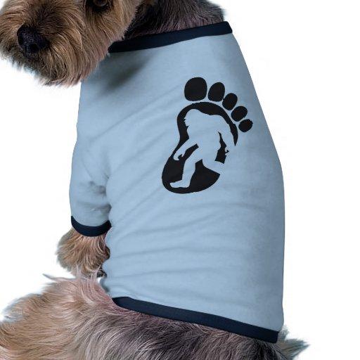 Bigfoot Dog Shirt