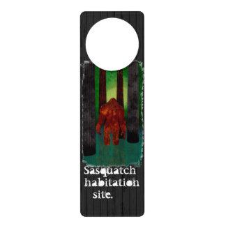 Bigfoot Door Hanger