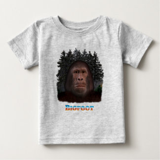 Bigfoot Encounter - Clothes Only Baby T-Shirt