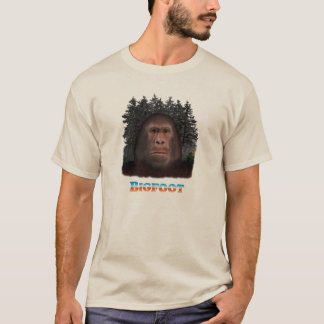 Bigfoot Encounter - Clothes Only T-Shirt