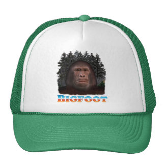 Bigfoot Encounter - Clothes Only Trucker Hat
