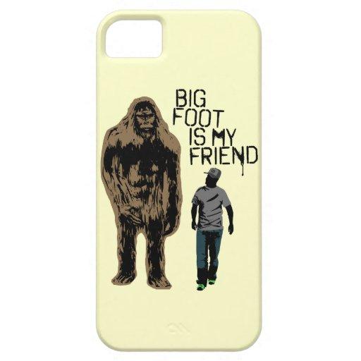 Bigfoot es mi amigo iPhone 5 coberturas