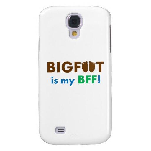 ¡Bigfoot es mi BFF (mejor amigo para siempre)!