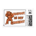 Bigfoot es mi Homeboy Sello