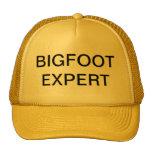 BIGFOOT EXPERT TRUCKER HAT