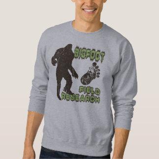 Bigfoot Field Research Sweatshirt