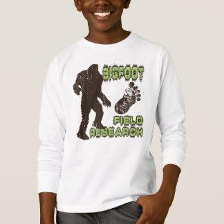 Bigfoot Field Research T-Shirt