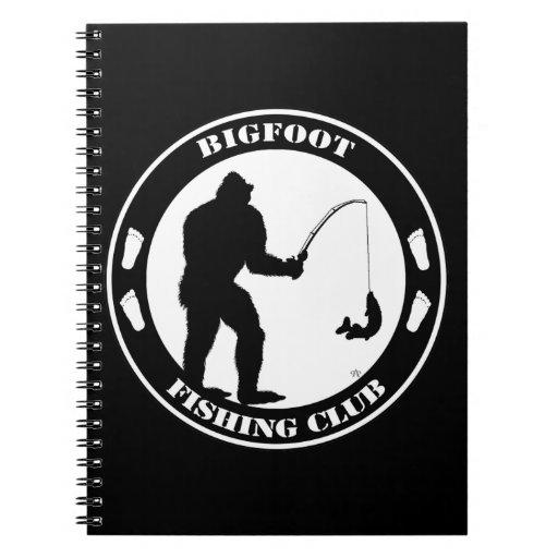 Bigfoot Fishing Club Journals