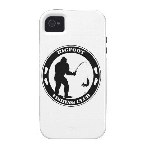 Bigfoot Fishing Club Vibe iPhone 4 Case