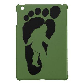 Bigfoot footprint case for the iPad mini