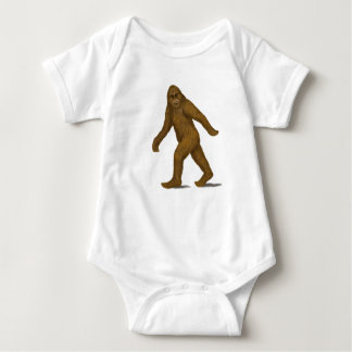 Bigfoot for Baby Creeper
