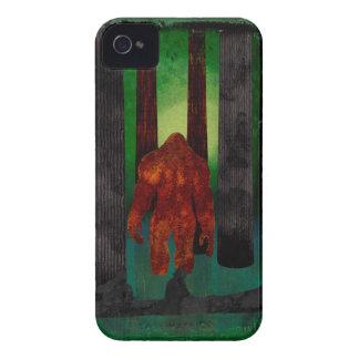 Bigfoot iPhone 4 Case-Mate Carcasas