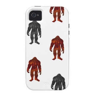 Bigfoot iPhone 4/4S Funda