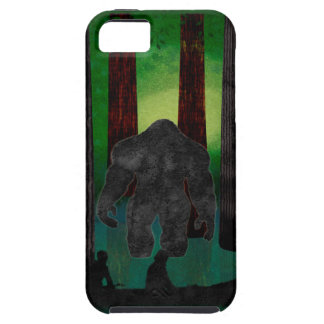Bigfoot iPhone 5 Fundas