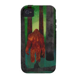 Bigfoot Vibe iPhone 4 Carcasas