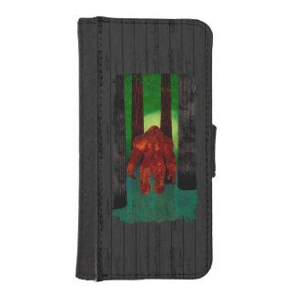 Bigfoot Funda Billetera Para Teléfono
