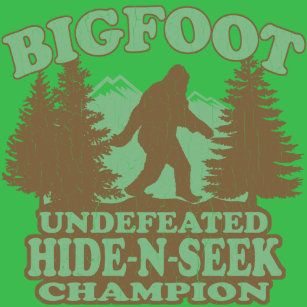 9a0a40445 BIGFOOT Funny Saying (vintage distressed design) T-Shirt