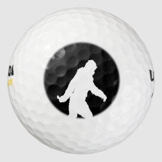 Bigfoot Gone Squatchin Fast Golf Balls
