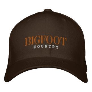 Bigfoot Hat Baseball Cap
