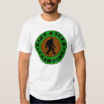 Bigfoot Hide And Seek Champion Shirts