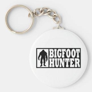 Bigfoot Hunter - Finding Bigfoot Keychain