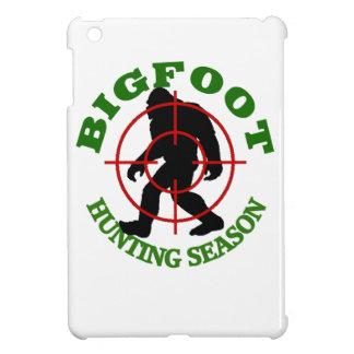 Bigfoot Hunting Season iPad Mini Cases