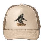 Bigfoot I cree el gorra