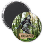 Bigfoot I cree el imán