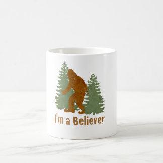 Bigfoot - I'm a Believer Coffee Mug