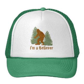 Bigfoot - I'm a Believer Hats