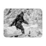 Bigfoot Imán Flexible
