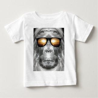 Bigfoot In Shades Baby T-Shirt