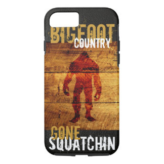 Bigfoot iPhone 7 Case